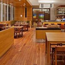 photo of sway - hyatt regency atlanta restaurant
