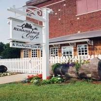 photo of renaissance cafe restaurant