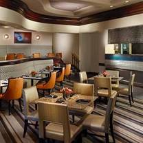 photo of juliette's bistro at omni jacksonville hotel restaurant