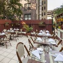 photo of bistro vendome - nyc restaurant