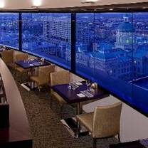photo of eagle's nest - hyatt regency indianapolis restaurant