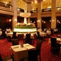 photo of the walnut room - chicago restaurant