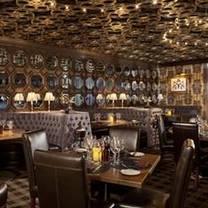 photo of the barrymore - inside royal resort las vegas restaurant