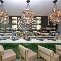photo of the social club - surfcomber south beach restaurant
