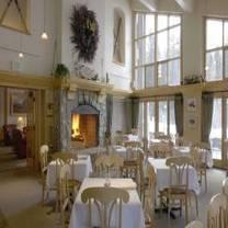 photo of st. bernard's restaurant