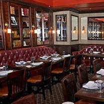 photo of old homestead steakhouse- new york city restaurant