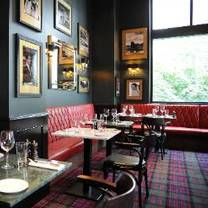 photo of boisdale of canary wharf first floor grill and terrace restaurant