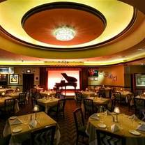 photo of lorenzo's restaurant, bar & caberet - hilton garden inn - si restaurant