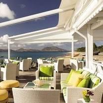 photo of four seasons - nevis - mango restaurant