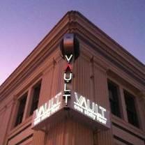 photo of vault 164 restaurant