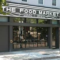 photo of the food market restaurant