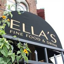 photo of ella's fine food and drink restaurant