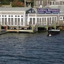 photo of landfall restaurant restaurant