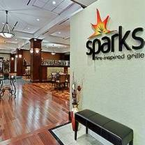 photo of sparks: fire inspired grille restaurant