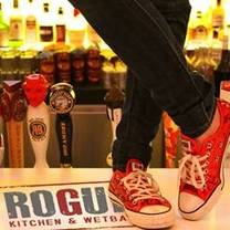 photo of rogue kitchen & wetbar - broadway restaurant