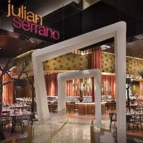 photo of julian serrano tapas - aria restaurant