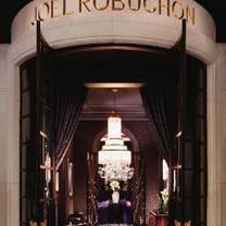 photo of joel robuchon - mgm grand restaurant