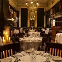 photo of bill's townhouse restaurant