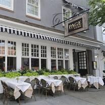 photo of page at 63 main restaurant