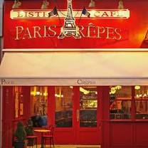 photo of paris crepes cafe restaurant
