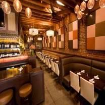 photo of second city bistro restaurant