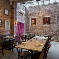photo of galli restaurant soho restaurant