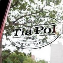 photo of tía pol restaurant