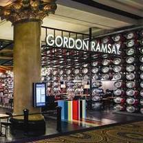 photo of gordon ramsay pub & grill - caesars palace las vegas restaurant