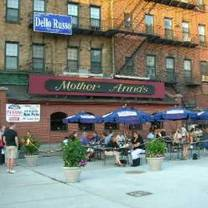 photo of mother anna's restaurant
