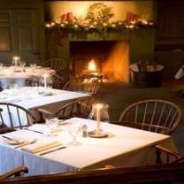 photo of kimberton inn restaurant