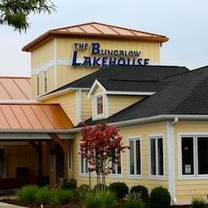photo of the bungalow lakehouse restaurant