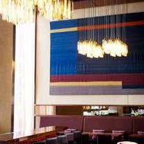 photo of oneup restaurant & lounge at grand hyatt san francisco restaurant