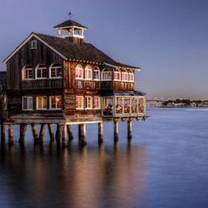 photo of pier cafe restaurant