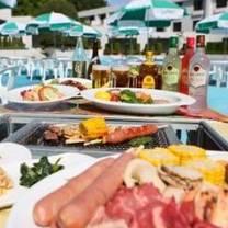 photo of california restaurant (special weekend bbq) - raddison hotel narita restaurant