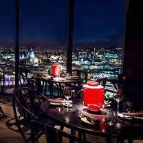 photo of hutong at the shard restaurant