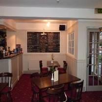 photo of the swan inn restaurant