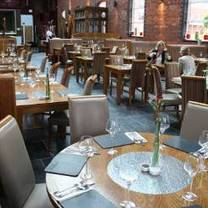 photo of the weighbridge brewhouse restaurant