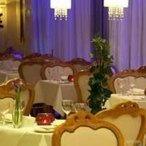 photo of foyer restaurant at the harlequin hotel restaurant