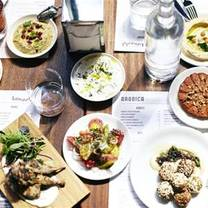 photo of arabica bar & kitchen restaurant