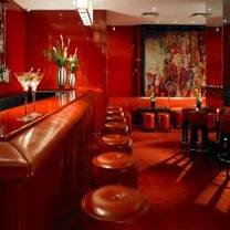 photo of the red bar restaurant