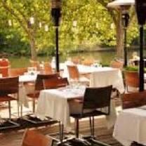 photo of riverside brasserie restaurant