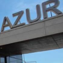 photo of azur at the marina pavilion restaurant