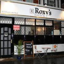 photo of roxy's bistro bar restaurant