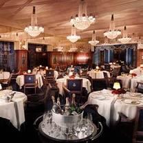 photo of george v at ashford castle restaurant