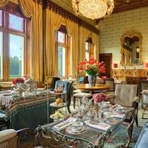 photo of the connaught room at ashford castle restaurant