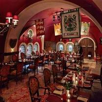 photo of the dungeon at ashford castle restaurant