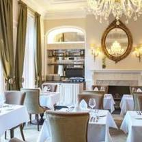 photo of the melody restaurant at st paul's hotel restaurant