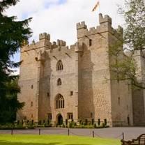 photo of langley castle restaurant restaurant