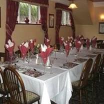 foto de restaurante the amberwood