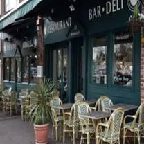 photo of the wine circle restaurant